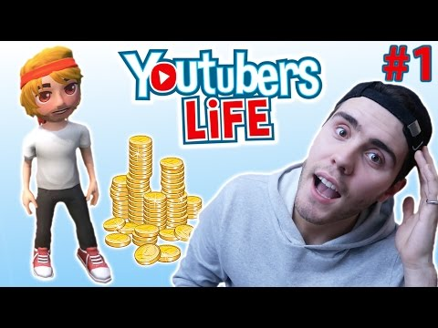 Starting A YouTube Channel | YouTubers Life [1]