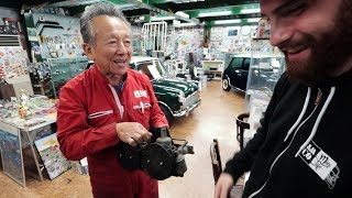 Detoured: Japan EP2 Maruyama-san's insane historic racing collection
