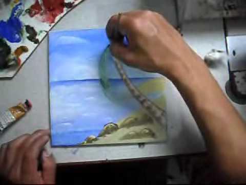 Pintura a dedo em azulejo luiz vieira youtube - Pintura para pintar azulejos ...