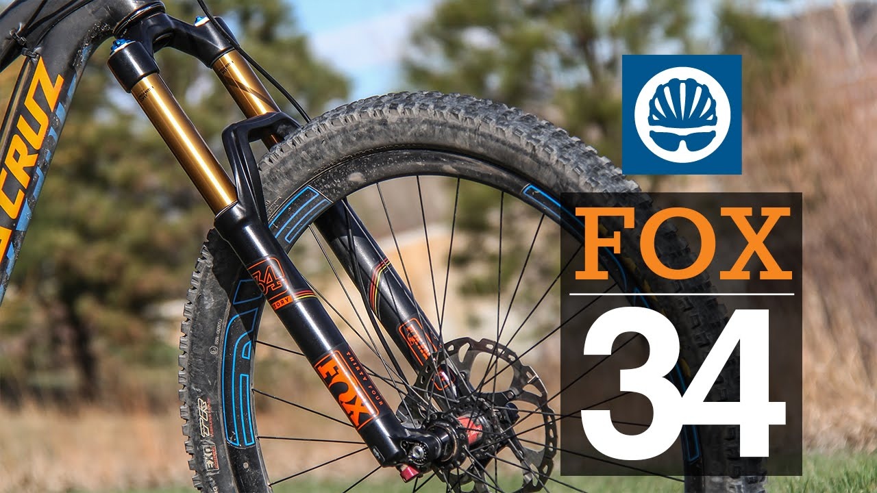 """2020 Fox 34 Float Stepcast Factory Series FiT4 29/"""" 120mm Fork Boost 44mm Red"""
