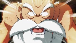 Master Roshi's Writing Is RIDICULOUS