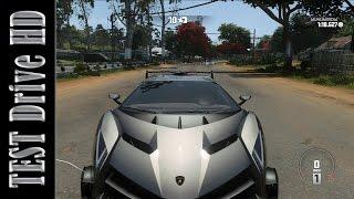 Lamborghini Veneno - Driveclub - Test Drive Gameplay (PS4 HD) [1080p]