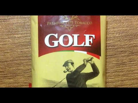 Lubinski Grezza Rusticatura Personale, Tabacco Golf
