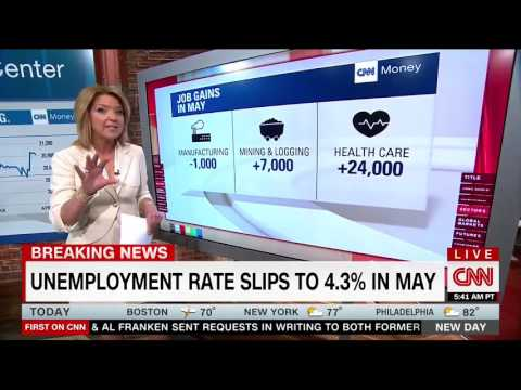 "CNN's Christine Romans On Jobs Report: We  ""Gained Jobs In Mining"""