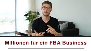 Projekt Update | 30.000.000€ für ein Amazon FBA Business? | Mai 2019