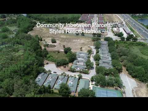Empty Lot Aerial Videography - Vacation Lots, New Construction Lots | 407-734-0102