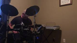 Capsize by Frenship live drum cover