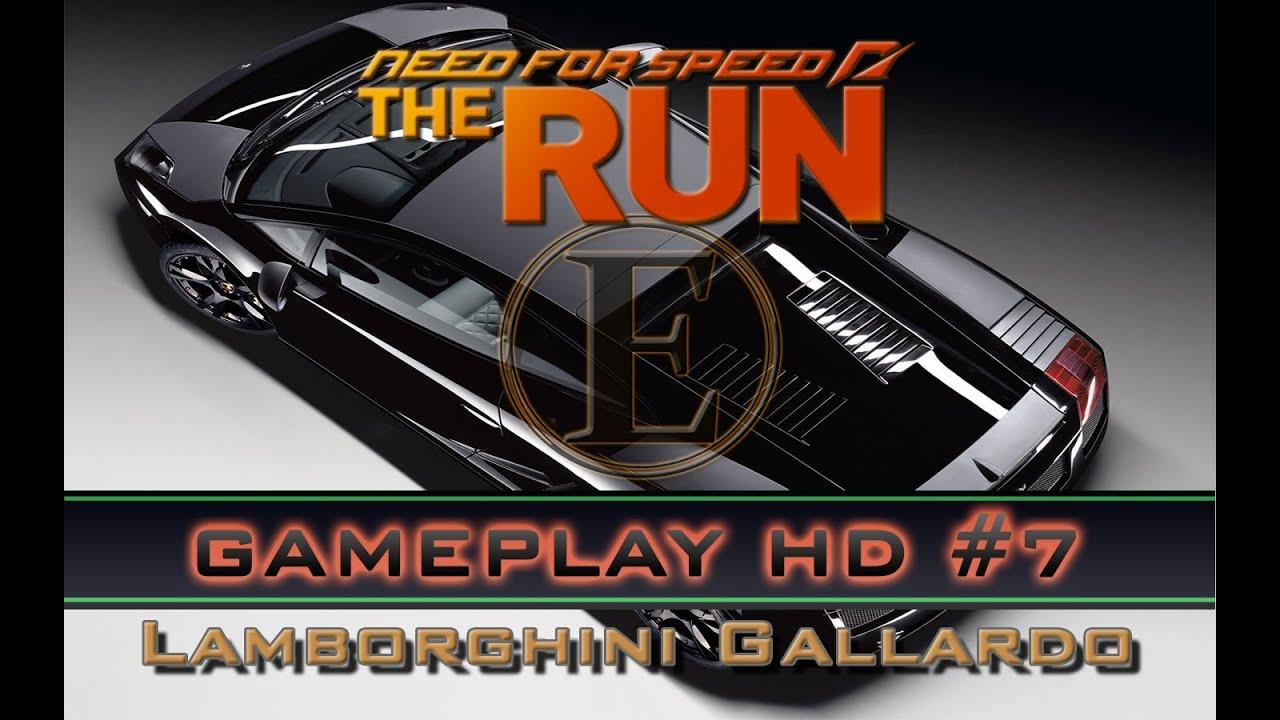 Troca de carro-Need For Speed:The Run #7 [PT-BR]
