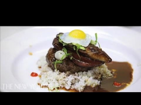 Jon Shook and Vinny Dotolo, the chefs of Animal, cook loco moco - The New Yorker