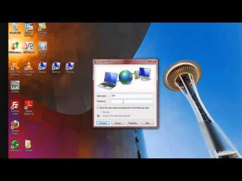 Set Up VPN Server On Windows 7 Professional