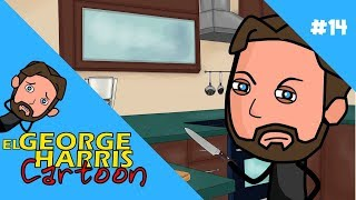 El Geore Harris Cartoon Ep 14 - Parirle al Brayan