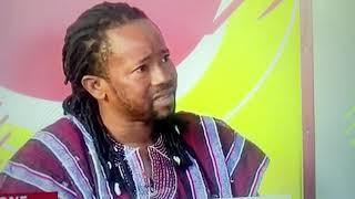 Chief gariba the great spiritual father in Ghana