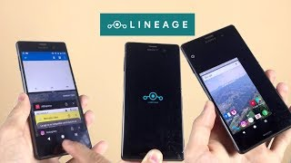 ROM Sony Z3 LineageOS 14.1 android 7.1.2 || By xkeita