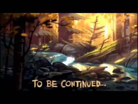 One Hour of Gravity Falls' To Be Continued...