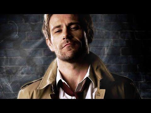 Matt Ryan Talks Justice League Dark and Constantine