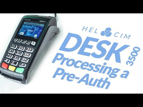 how-to-process-a-pre-authorization-on-the-ingenico-desk-3500-credit-card-terminal