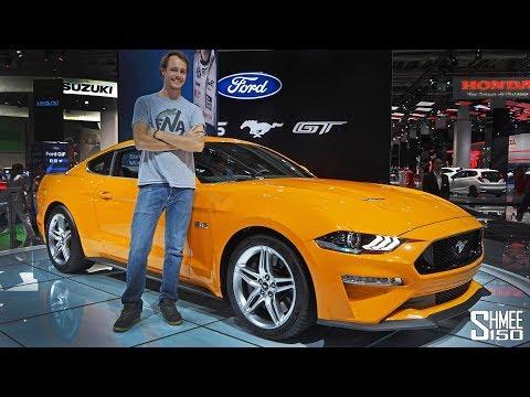 Let's Spec Ben's New Mustang!