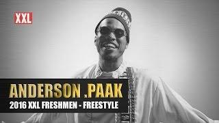 Anderson .Paak Freestyle - XXL Freshman 2016