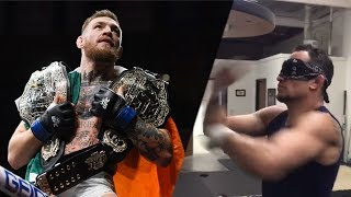 Blind UFC Fighter Ready To Take Conor Mcgregor's Belt!