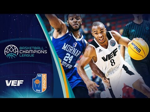 VEF Riga v Mornar Bar - Highlights - Basketball Champions League 2019-20