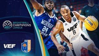 VEF Riga v Mornar Bar - Highlights - Basketball Champions League 2019-20