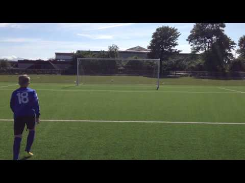 Largs Colts 2002 Crossbar Challenge