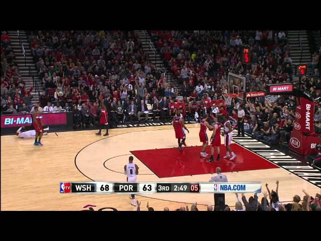 Top 10 NBA Plays: January 24th
