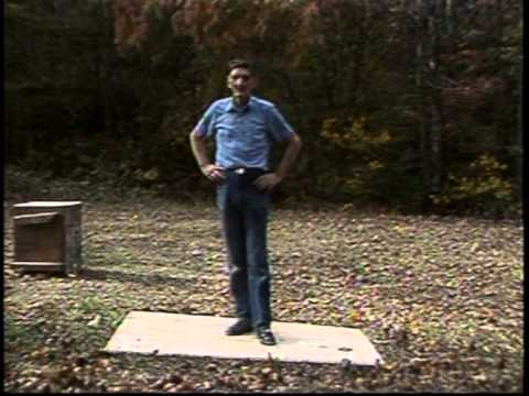 D. Ray White flat foot dancing - from the Talking Feet documentary