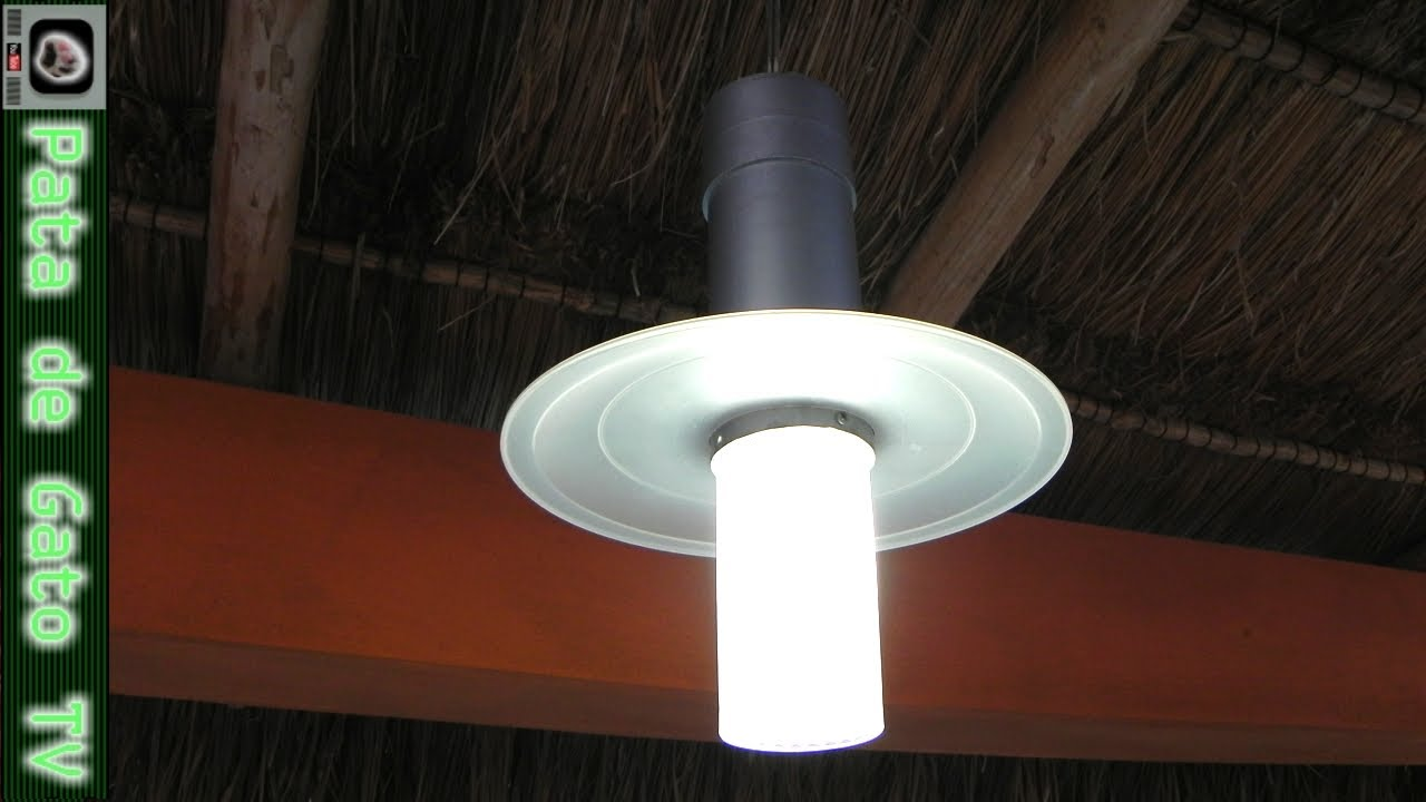 Lamparas para exteriores dise os arquitect nicos for Luces decorativas jardin