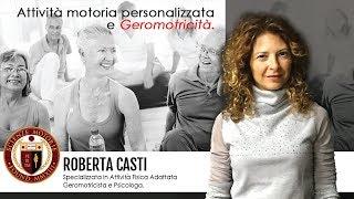 156° Talk Show Scienze Motorie – ROBERTA CASTI