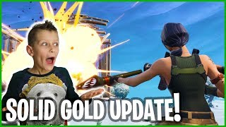 SOLID GOLD LTM in DUOs! New Update!