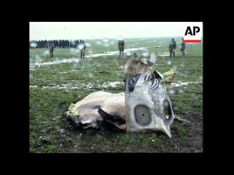 Romania - 59 Killed In Airbus Crash - 1995
