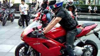 ducati club thailand bmf 2011 avi