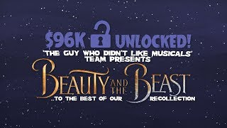 96k unlocked beauty and the beast to the best of our recollection
