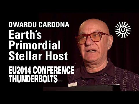 Dwardu Cardona: Earth's Primordial Stellar Host | EU2014