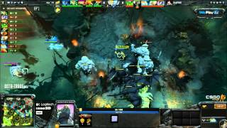 Weplay D2L playoff: NaVi vs Empire game 2
