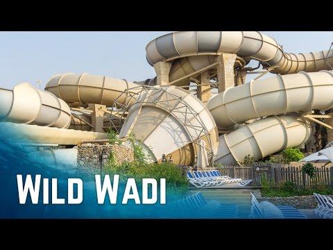 ALL WATER SLIDES At Wild Wadi Dubai!