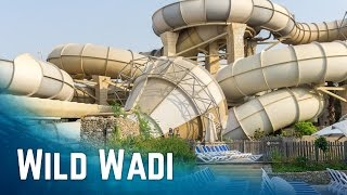 ALL WATER SLIDES at Wild Wadi Dubai!