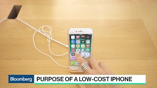 Gambar cover Apple to Start Making Low-Cost IPhones