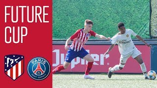 Download Video Highlights Atlético Madrid - PSG | FUTURE CUP 2019 MP3 3GP MP4
