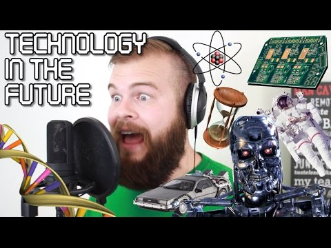 Technology in the Future (Original Acapella Song)