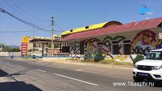 В Каспийске  произошло нападение на сотрудников полиции