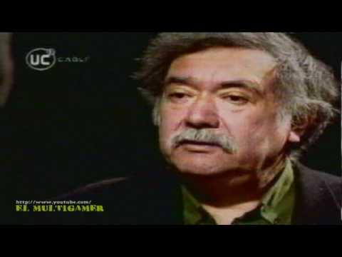 Raúl Ruiz - Entrevista en la Belleza de Pensar, Canal 13 Cable 1998
