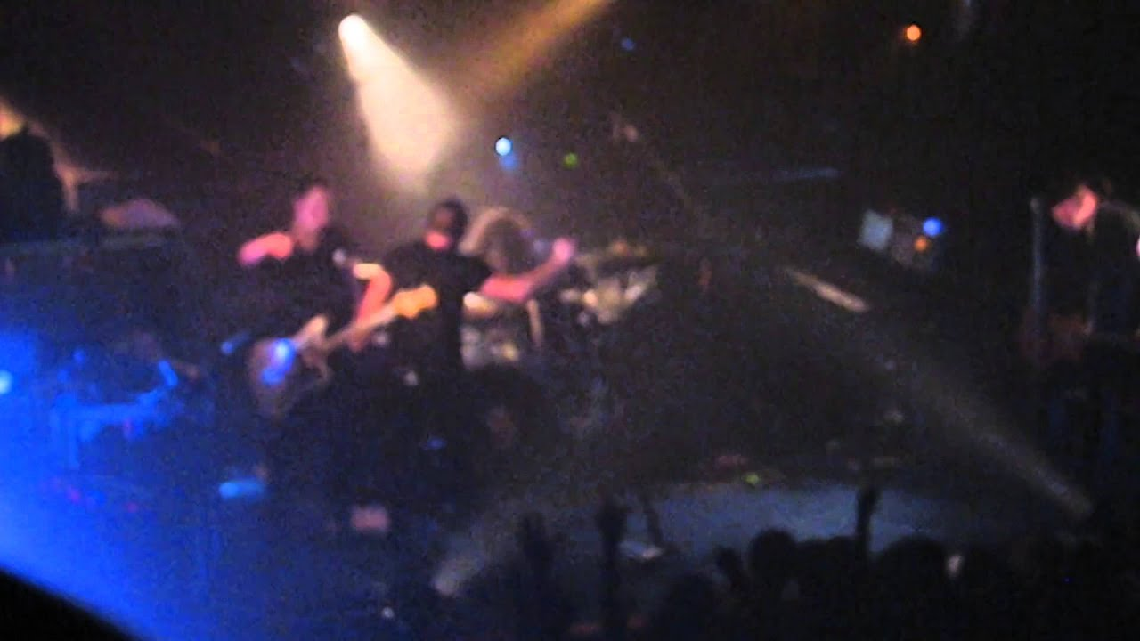 Nine Inch Nails : Down In It - Bowery Ballroom, August 22nd 2009 ...