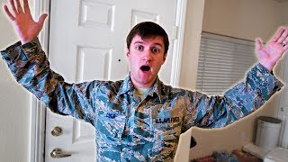 OFFICIALLY on Terminal Leave! 😱 Getting Out of the Military... or am I?
