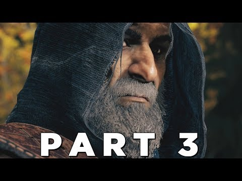 ASSASSINS CREED ODYSSEY LEGACY OF THE FIRST BLADE Walkthrough Gameplay Part 3 - DARIUS (AC Odyssey) thumbnail