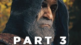 ASSASSINS CREED ODYSSEY LEGACY OF THE FIRST BLADE Walkthrough Gameplay Part 3 - DARIUS (AC Odyssey)