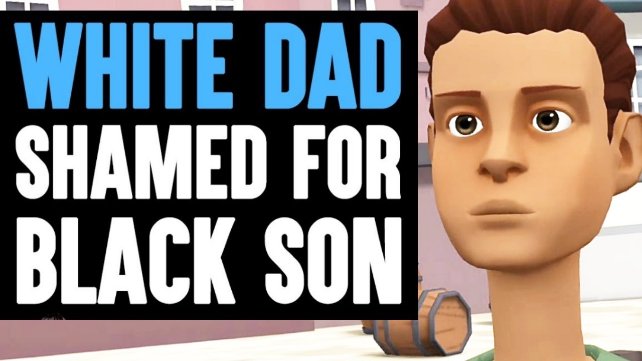 Download White Dad SHAMED for BLACK SON, What Happens Next Is Shocking | Dhar Mann Animated [HD]