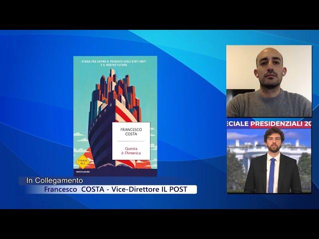 Speciale presidenziali 2020 4°puntata: Questa è l'America con Francesco Costa Vicedirettore del Post