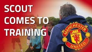 Premier League Scout Comes to Effective FC